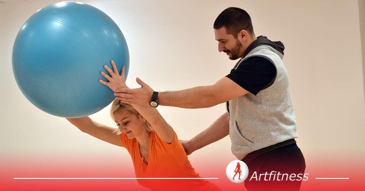 Personalni trening - Artfitness1
